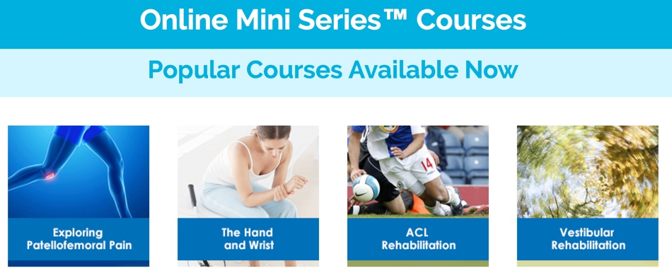 OMS Physio Courses